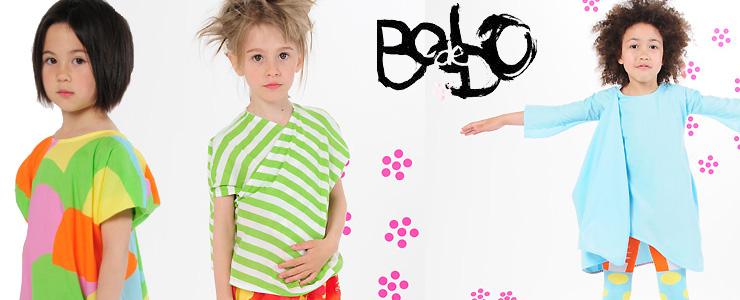 Bodebo 子供服