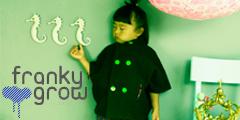 franky grow 子供服
