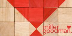 miler goodmanの木製おもちゃパズル